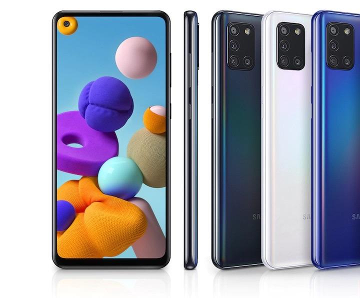 El Samsung Galaxy A21s llega a España: precio y disponibilidad 2