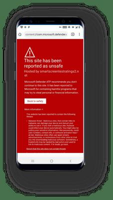 El antivirus Microsoft Defender ATP llega a Android en forma de preview 12
