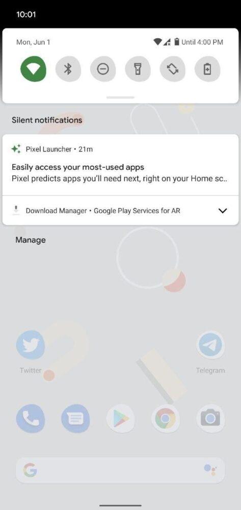Android 11 Beta ya ha llegado a algunos dispositivos y estas son sus novedades 7