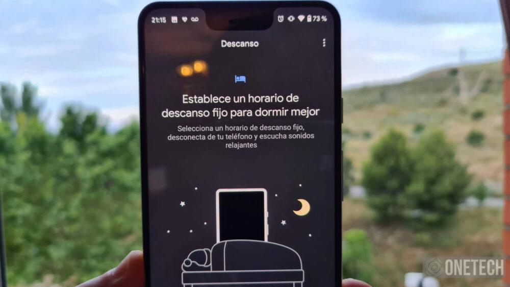 descanso google pixel