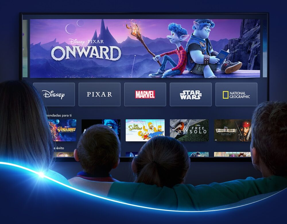 Todos los estrenos de Disney Plus en Julio de 2020
