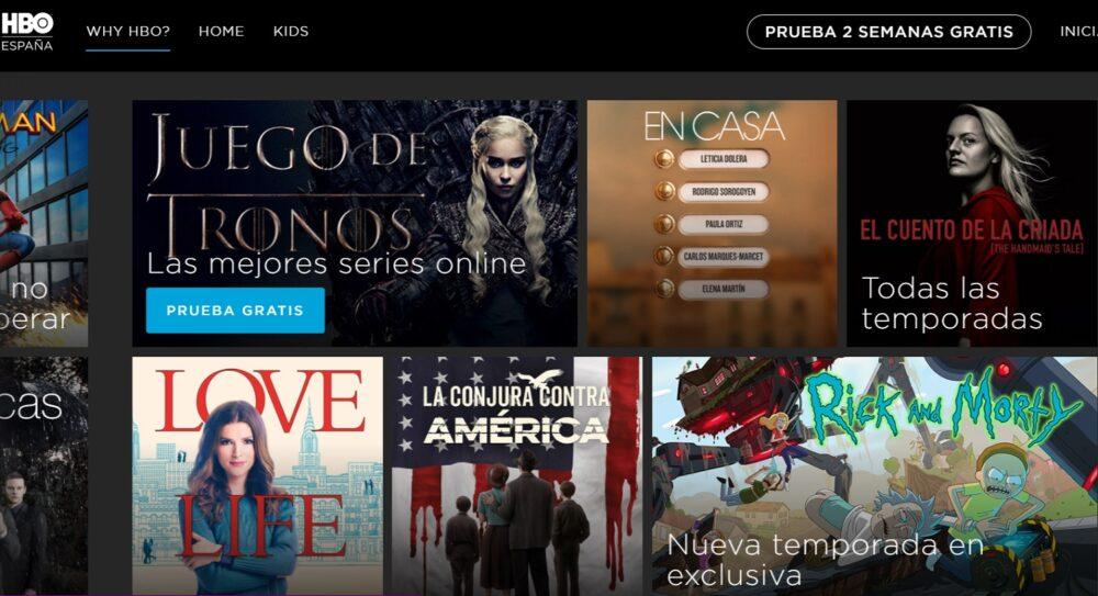 Estrenos en HBO: semana del 30 de Noviembre a 6 de Diciembre
