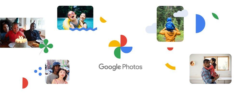 Google Fotos se rediseña, añade funciones e incluso estrena logo