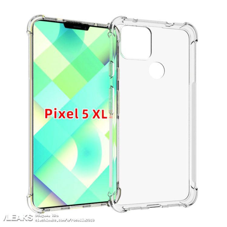 Supuestas fundas del Pixel 5 desvelan su diseño y el posible adiós del