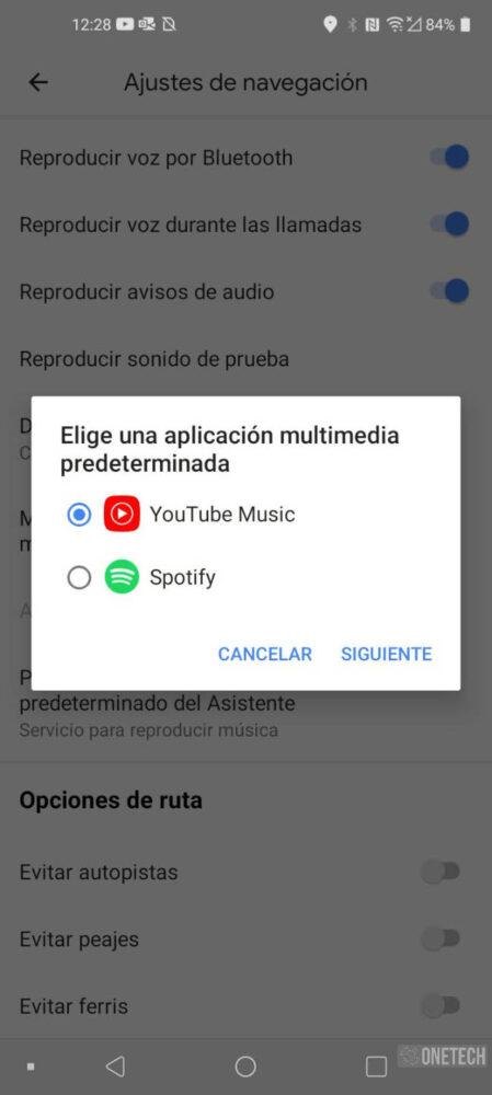 Google Maps ya integra Youtube Music en su navegación 2