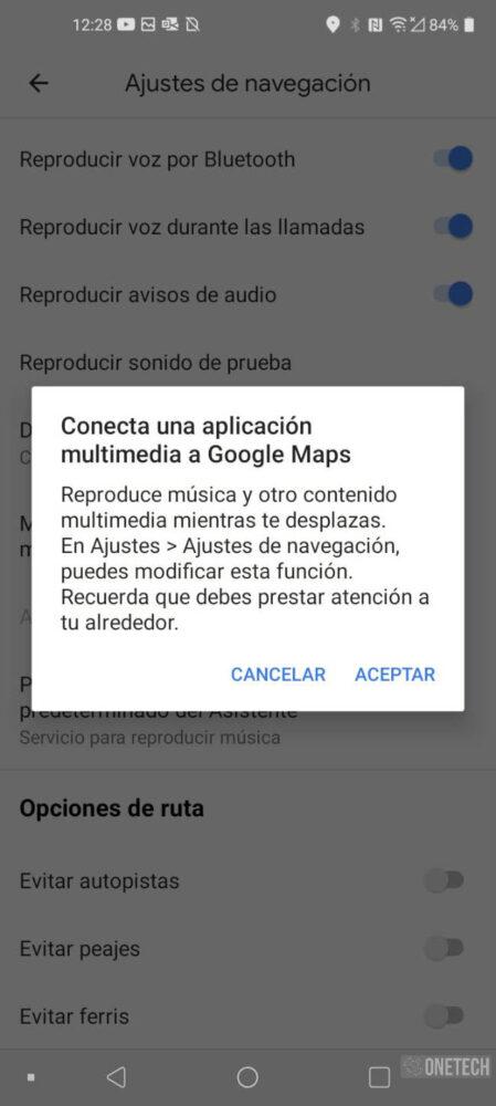 Google Maps ya integra Youtube Music en su navegación 3