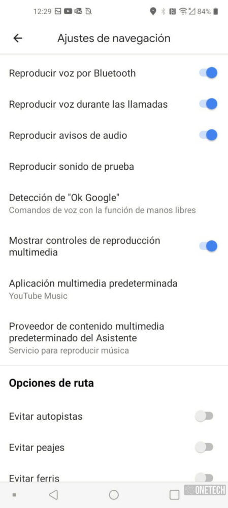 Google Maps ya integra Youtube Music en su navegación 1