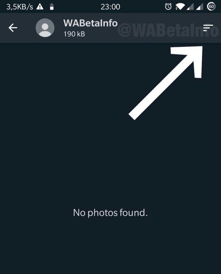 WhatsApp prepara un gran número de novedades y algunas ya se han mostrado 3