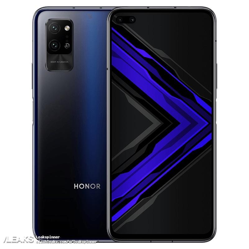 El Honor Play 4 Pro se filtra y da a conocer algunas especificaciones 1