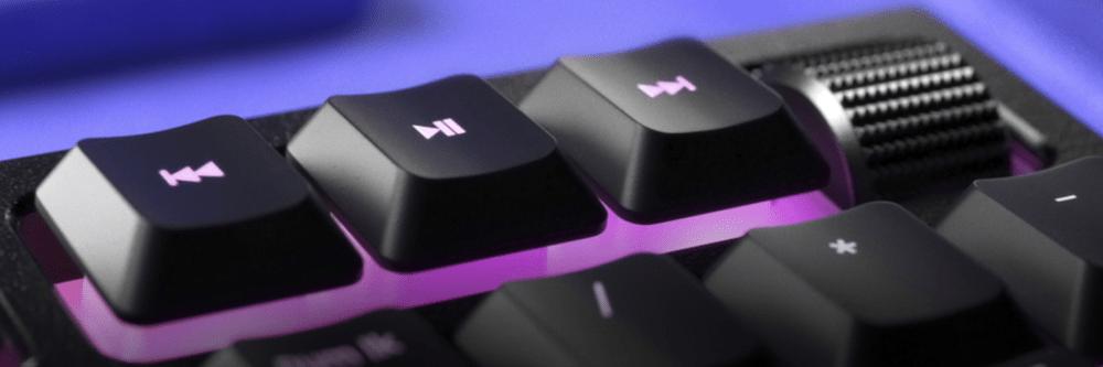 Controla tu música desde el teclado