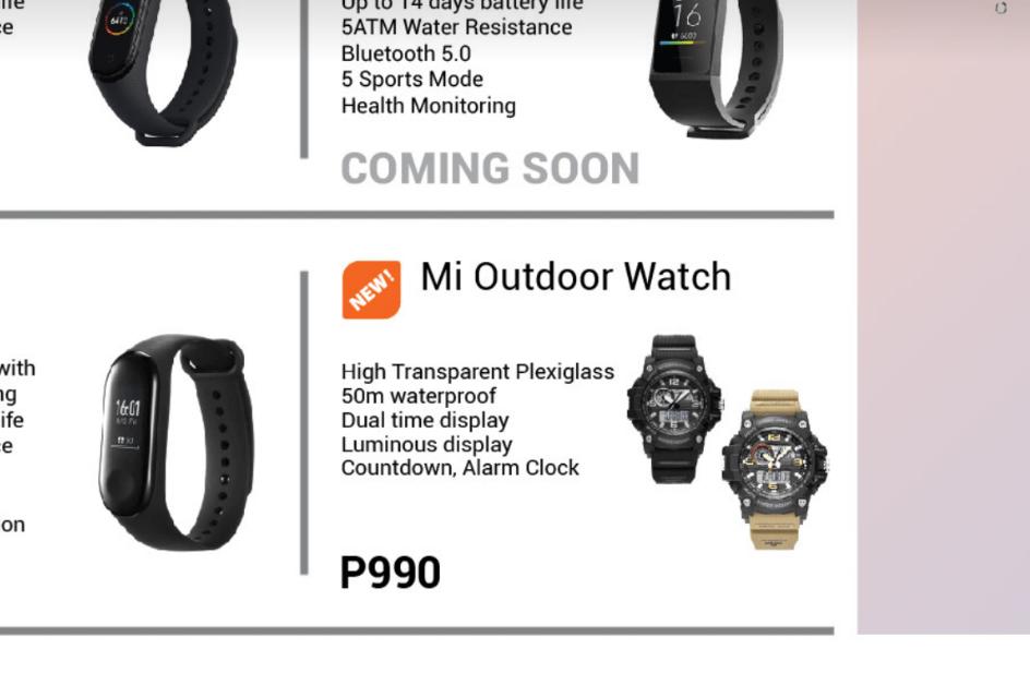 Mi Outdoor Watch