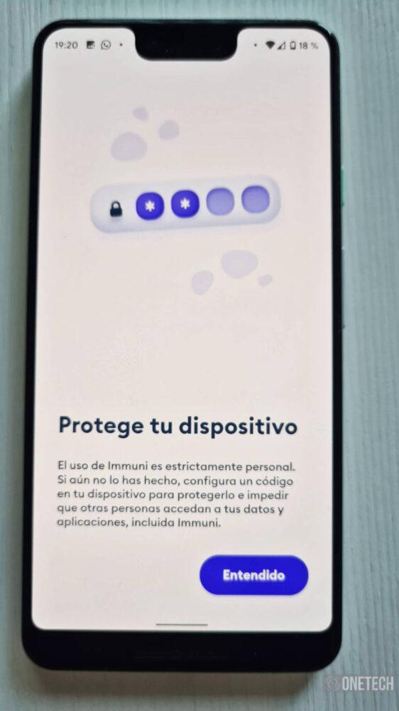 Immuni, la primera aplicación en usar el sistema de Notificaciones Covid19 de Google y Apple 7
