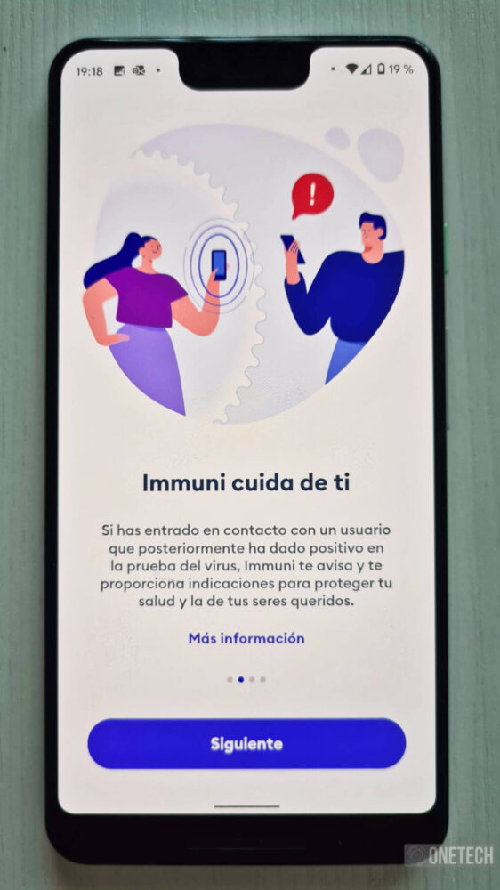Immuni, la primera aplicación en usar el sistema de Notificaciones Covid19 de Google y Apple 3