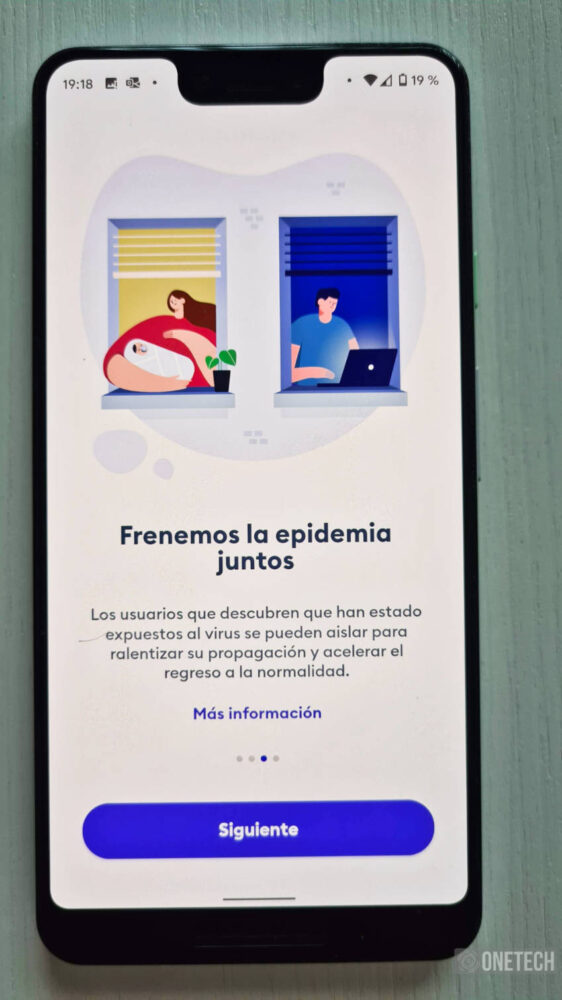 Immuni, la primera aplicación en usar el sistema de Notificaciones Covid19 de Google y Apple 2