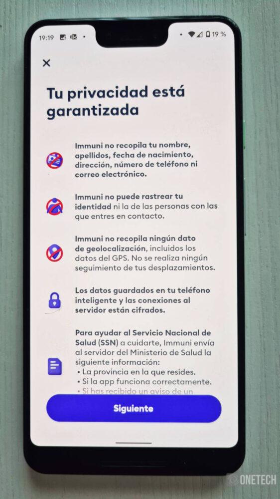 Immuni, la primera aplicación en usar el sistema de Notificaciones Covid19 de Google y Apple 6