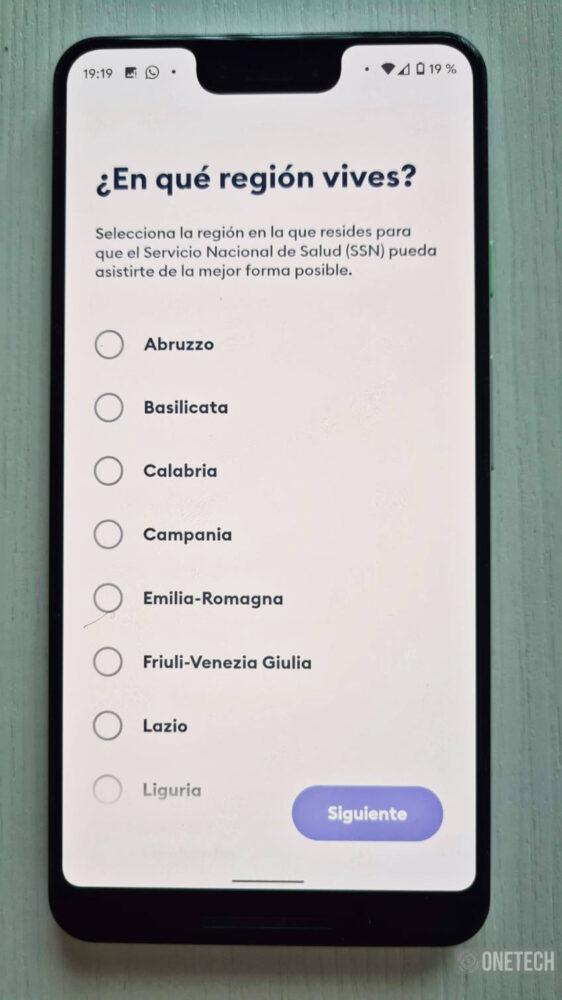 Immuni, la primera aplicación en usar el sistema de Notificaciones Covid19 de Google y Apple 4