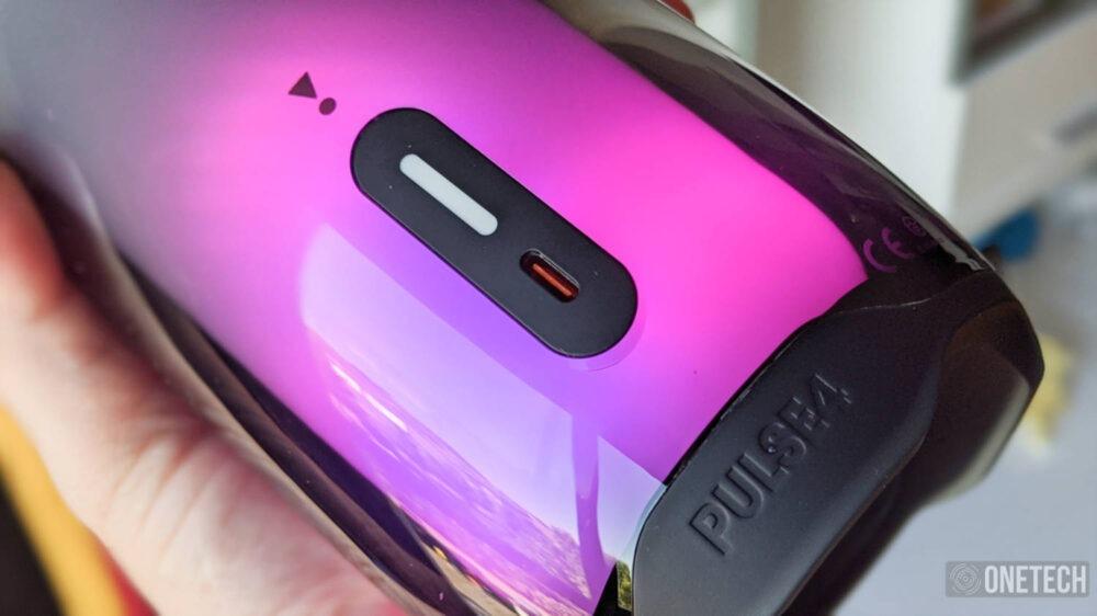 JBL Pulse 4, el altavoz que da color a tú música - Análisis 10