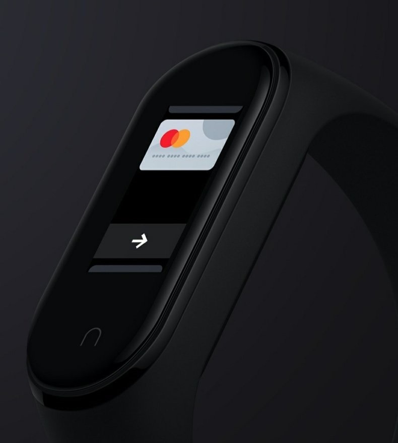 La Xiaomi Mi Band 4 con NFC sale de china
