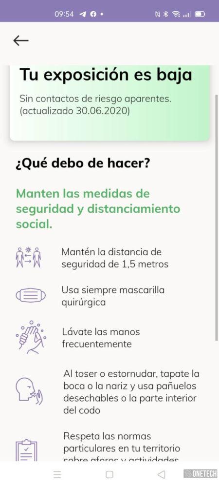 Radar COVID, te mostramos la app para rastrear contagios del coronavirus en España 9