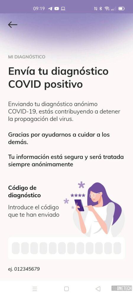 Radar COVID, te mostramos la app para rastrear contagios del coronavirus en España 10