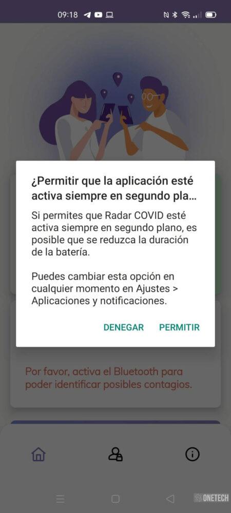 Radar COVID, te mostramos la app para rastrear contagios del coronavirus en España 6