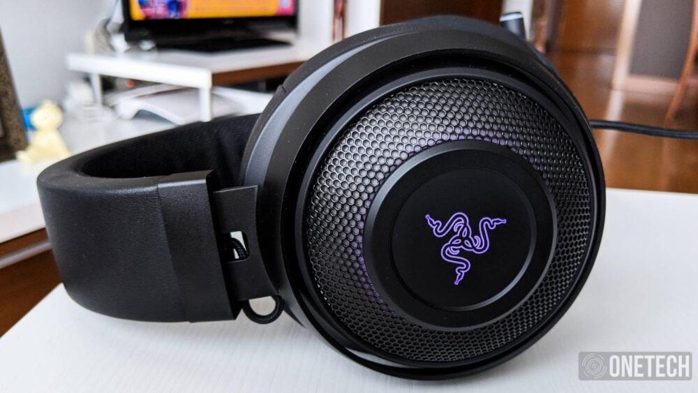 Razer Kraken Ultimate con THX Spatial Audio y micrófono con cancelación de ruido, lo analizamos a fondo 7