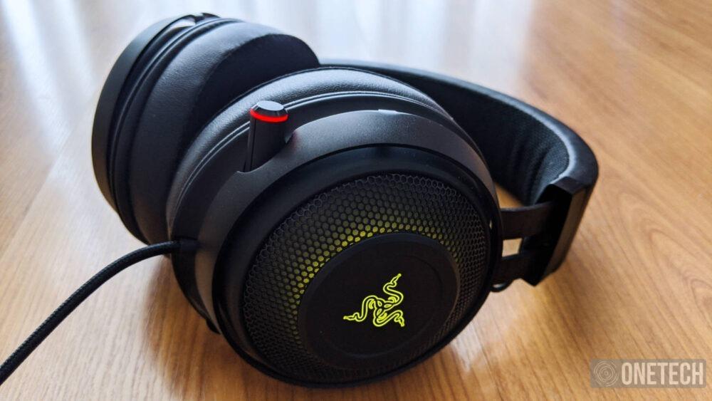 Razer Kraken Ultimate con THX Spatial Audio y micrófono con cancelación de ruido, lo analizamos a fondo 8
