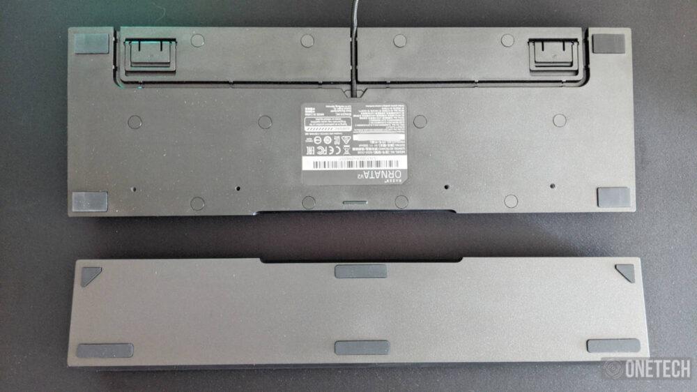 Razer Ornata V2, el equilibrio entre mecánico y membrana ahora viene con controles multimedia - Análisis 4