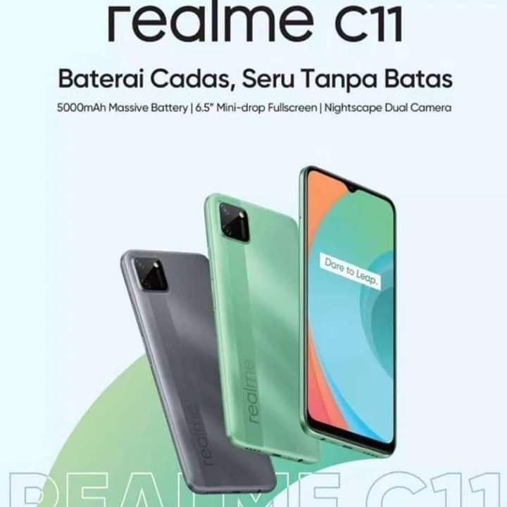 El Realme C11 se deja ver con algunas especificaciones