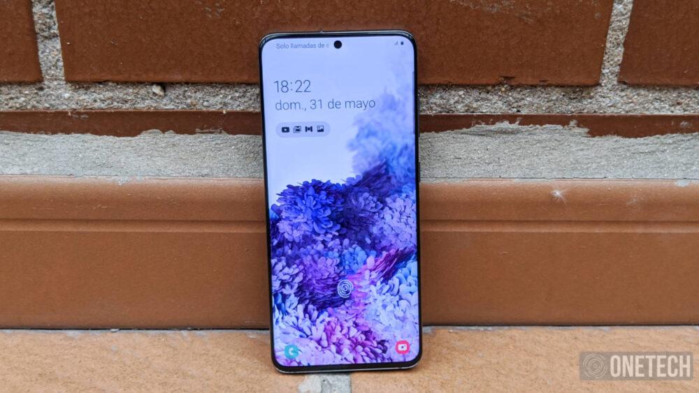 Análisis Samsung Galaxy S20