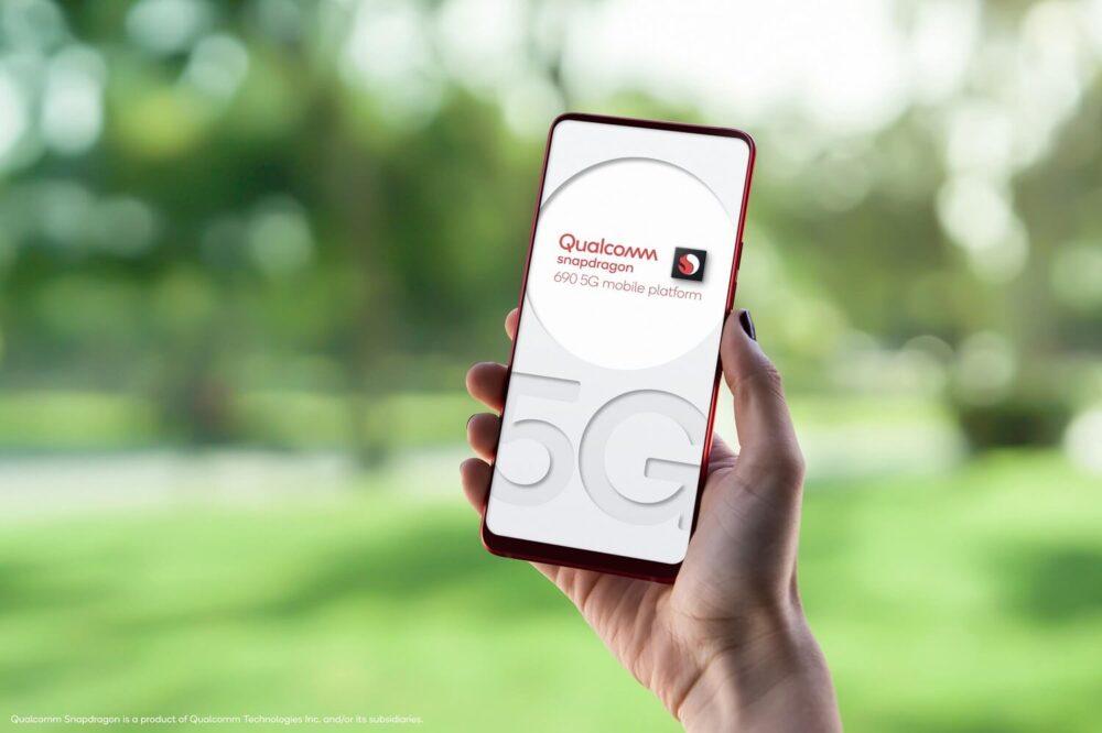 Qualcom Snapdragon 690 5G