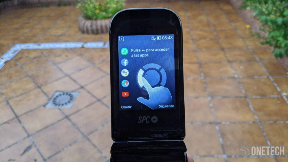 SPC Jasper, así es el móvil con Whatsapp pensado para personas mayores 3