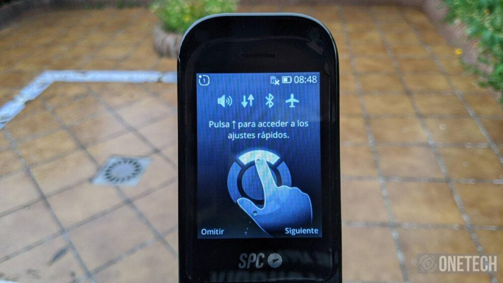 SPC Jasper, así es el móvil con Whatsapp pensado para personas mayores 2