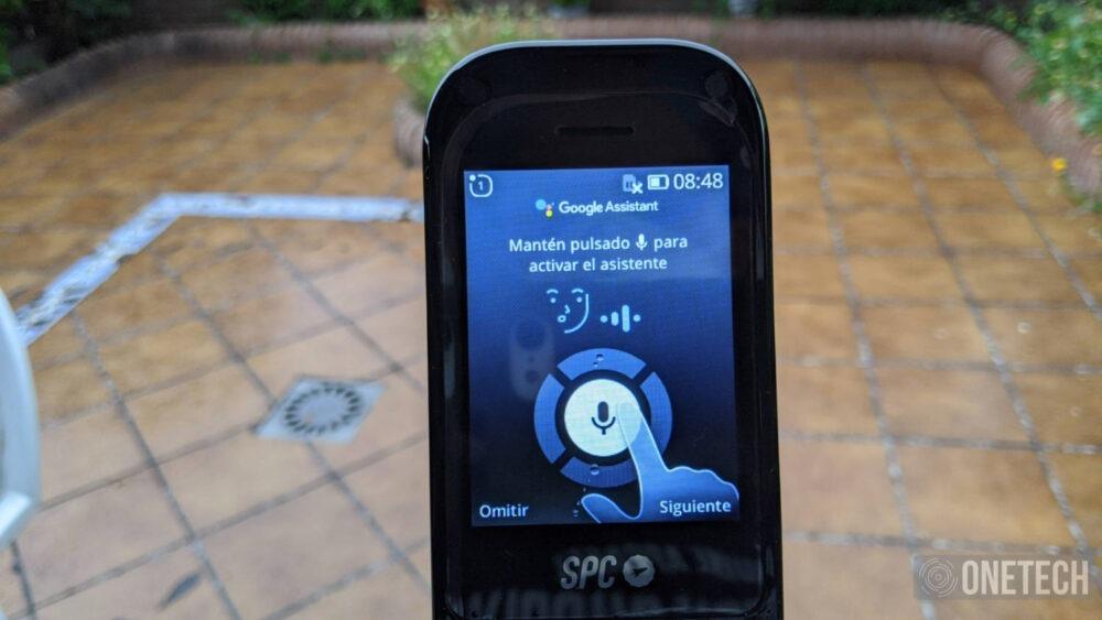 SPC Jasper, así es el móvil con Whatsapp pensado para personas mayores 1