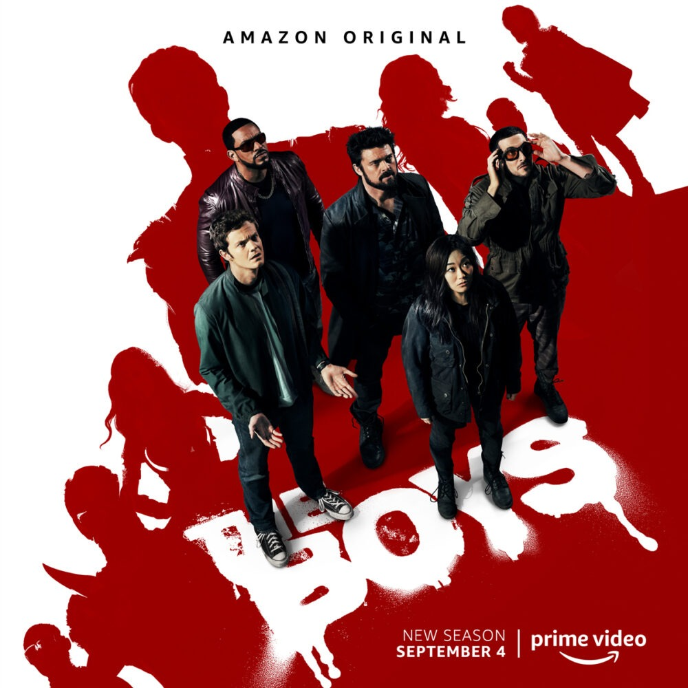 The Boys: Amazon Prime Video confirma fecha para su segunda temporada 1