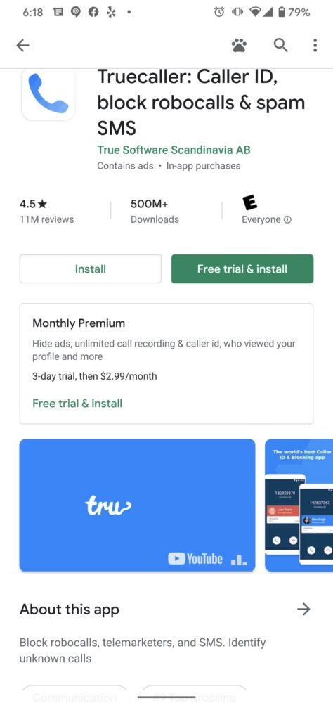 Google Play está probando un controvertido botón de