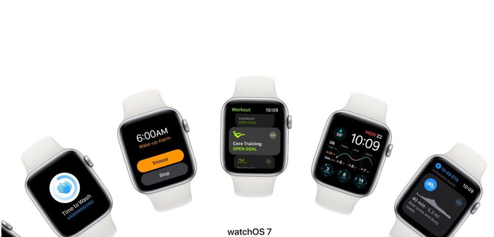 watchOS 7 viene con nuevas opciones de personalización y funciones de salud para el Apple Watch 1