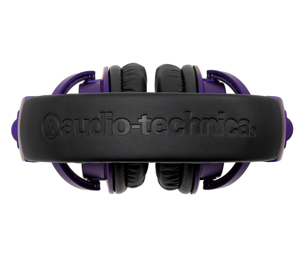Audio-Technica lanza una edición limitada de sus auriculares ATH-M50x y ATH-M50xBT