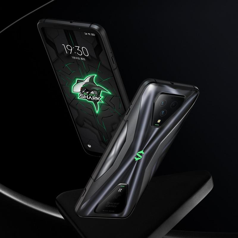 Black Shark 3S, un nuevo smartphone gamer llega al mercado 2