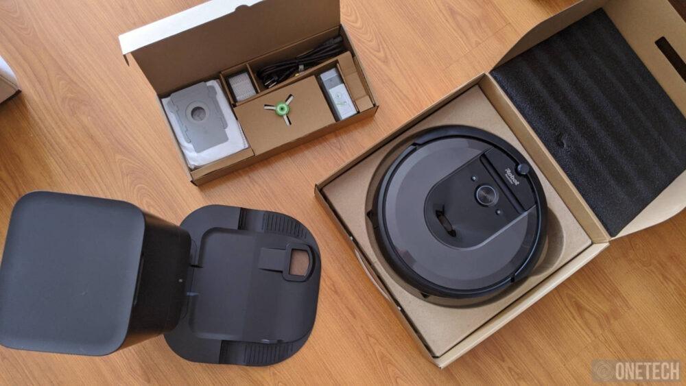 iRobot Roomba i7+, probamos el aspirador que vacía solo su deposito 1