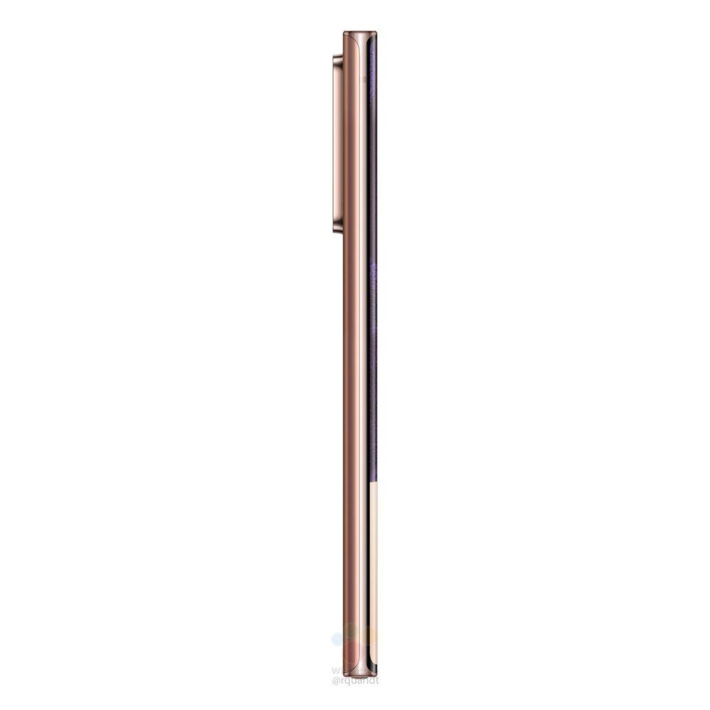 Todos los detalles y imágenes del Samsung Galaxy Note 20 Ultra, un móvil