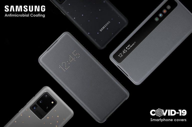 Samsung Antimicrobial Coating