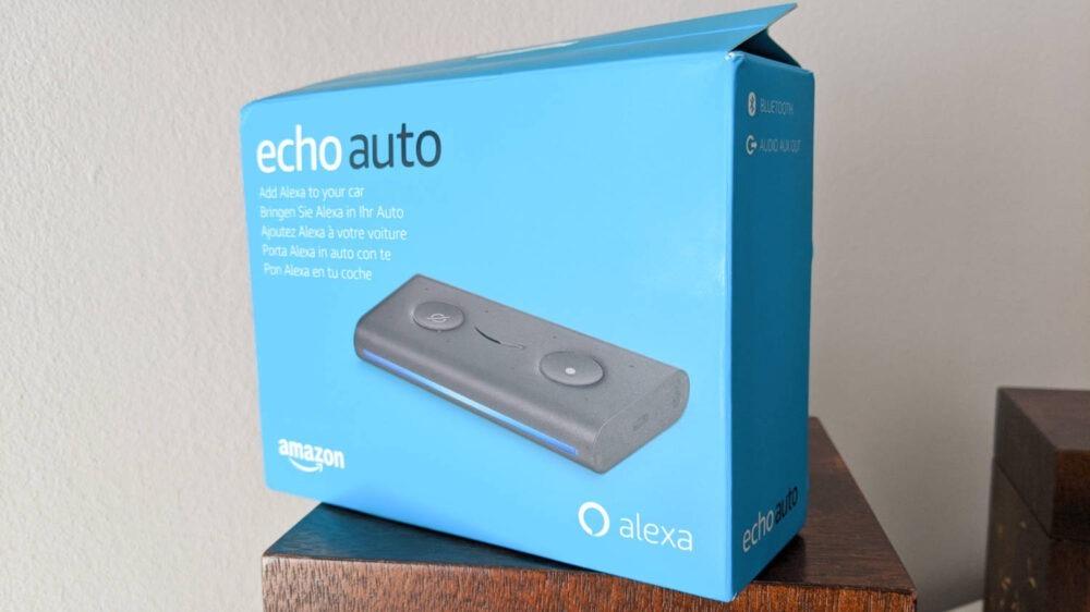 Echo Auto, ahora Alexa va sobre ruedas 13