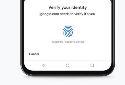chrome verificación