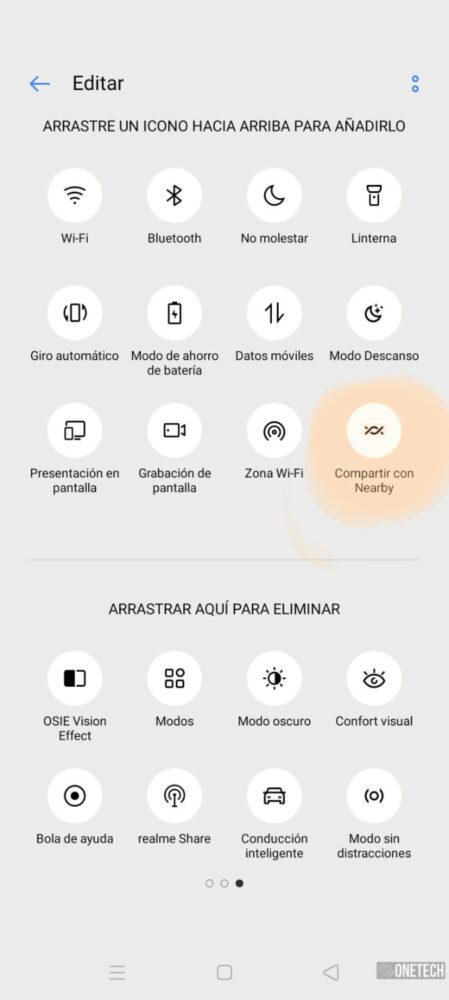 """Compartir con Nearby: te mostramos como funciona el """"AirDrop de Android"""" en Español 11"""
