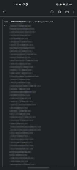 OnePlus habría desvelado los correos de algunos usuarios por un error de novato 2