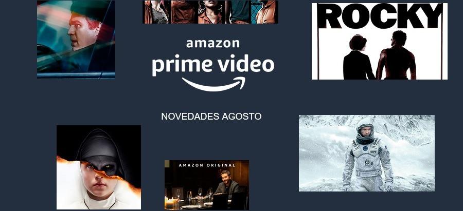 Estrenos en Amazon Prime Video