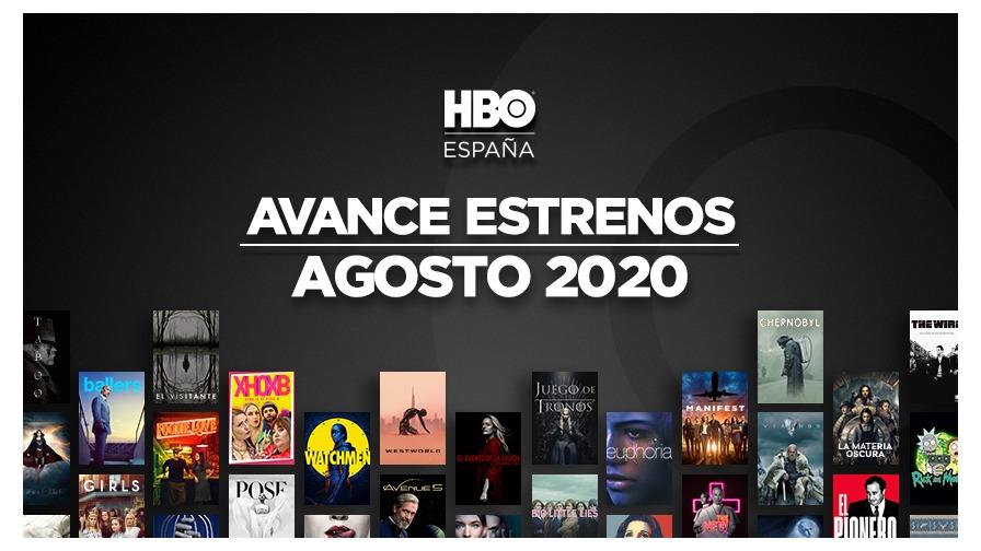 HBO: todos los estrenos en Agosto de 2020