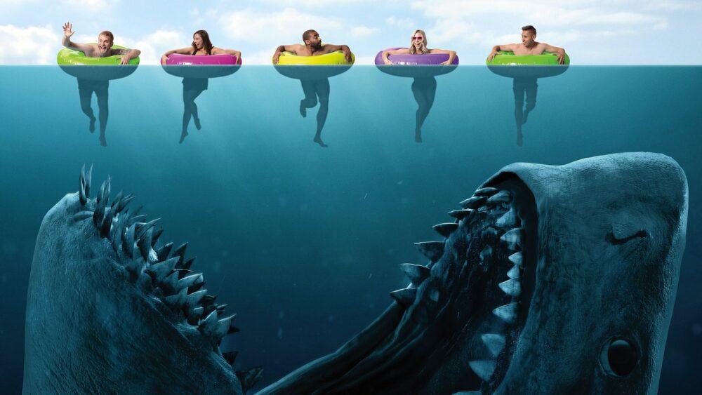 Megalodon - estrenos en HBO: semana del 13 al 19 de Julio