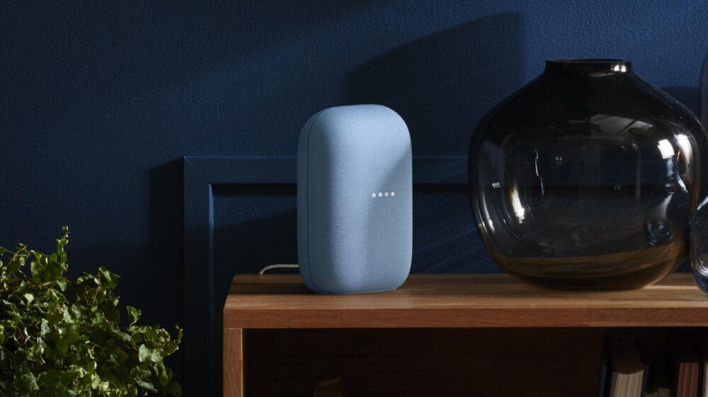 El nuevo altavoz Nest de Google se muestra oficialmente